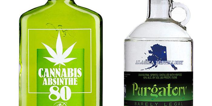 Cannabis Alcohol