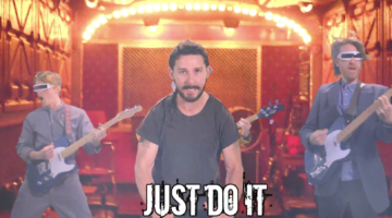 Shia LaBeouf Motivations Video