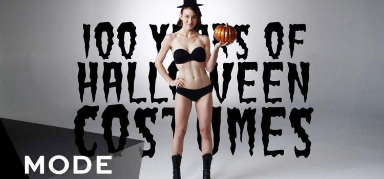 Halloween Kostüme der letzten 100 Jahre