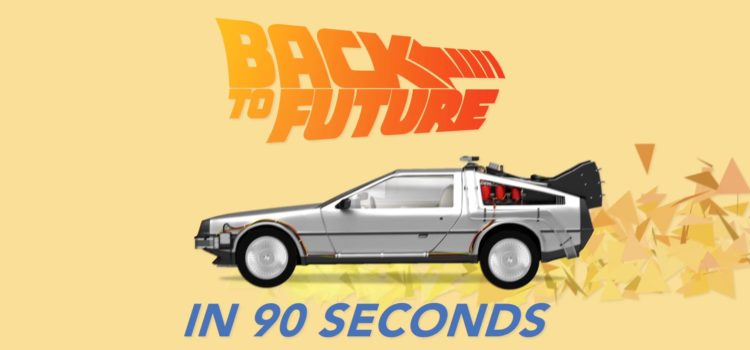 Back to the Future in 90 Seconds