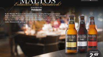 LIDL Maltos Bier