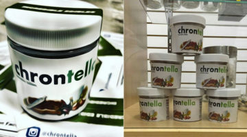 Chrontella: Cannabis Nutella