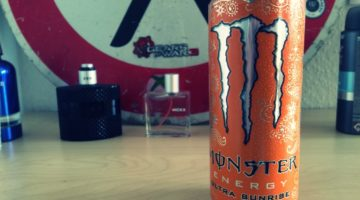 Monster Energy - Ultra Sunrise