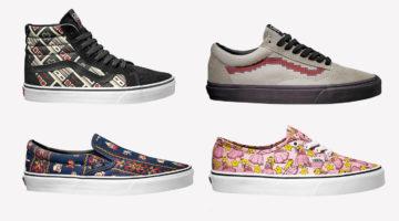 Nintendo und Vans bringen zusammen eine Schuhkollektion heraus
