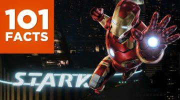 101 Fakten über Iron Man