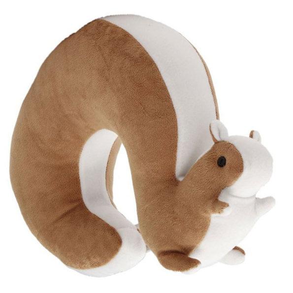 Eichhörnchen Nackenkissen