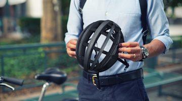 Fend - klappbarer Fahrradhelm