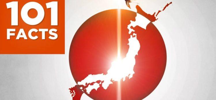 101 Fakten über Japan