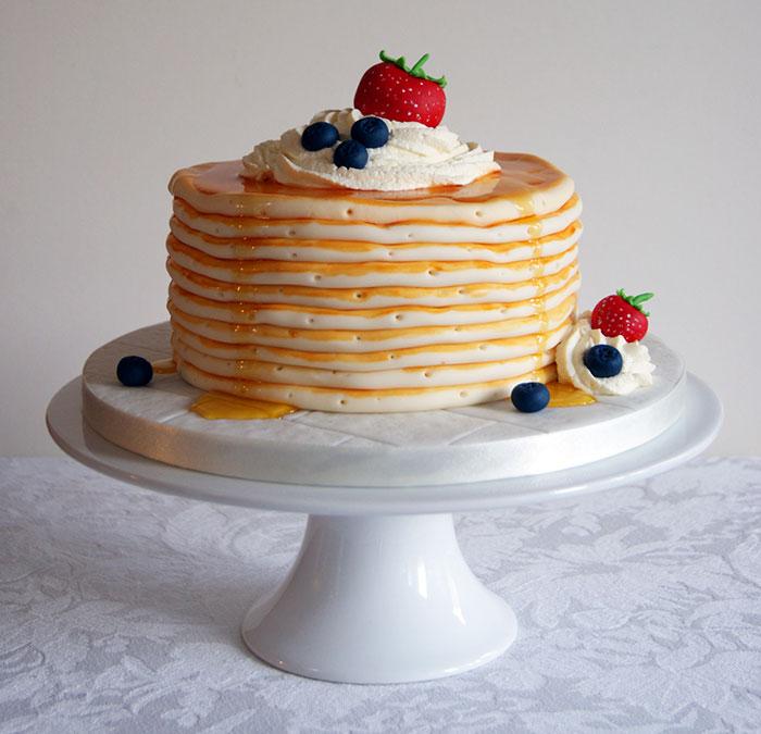 Laura Loukaides Kuchen (Cake) Pancakes