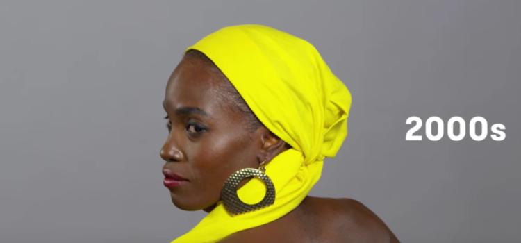 Schönheitsideale der letzten 100 Jahre in Haiti