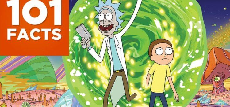 101 Fakten über Rick and Morty