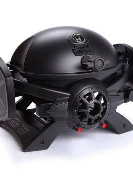 Star Wars TIE Fighter Grill Gas Barbecue Grill