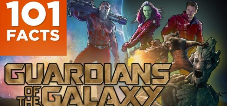 101 Fakten über Marvel's Guardians of the Galaxy