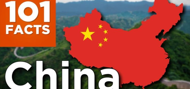 101 Fakten über die Volksrepublik China