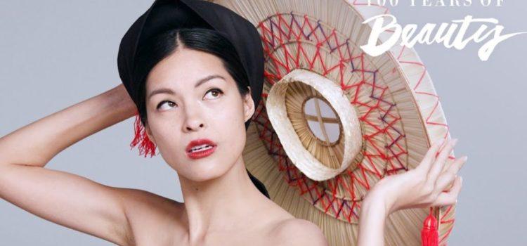 Schönheitsideale der letzten 100 Jahre in Vietnam / 100 years of beauty Vietnam
