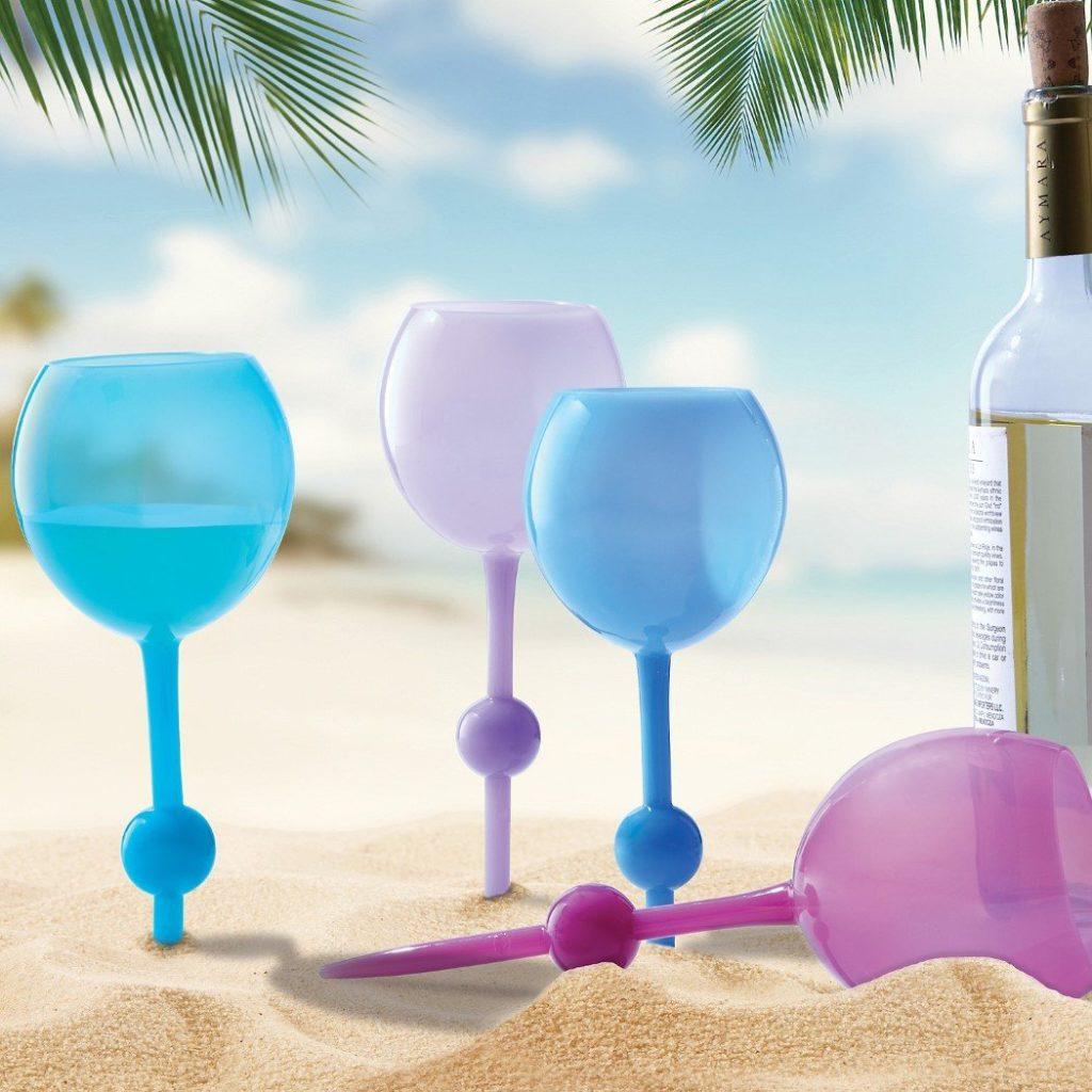 The Beach Glass - Ideale Gläser für den Strand