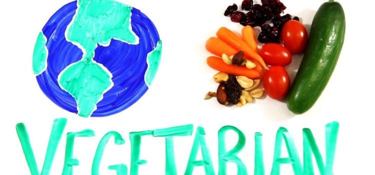 Eine Welt ohne Fleischesser - nur Vegetarier