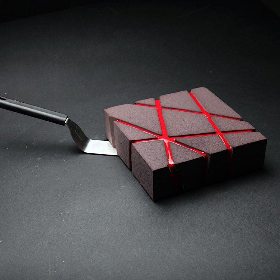 Dinara Kasko Kuchenform aus dem 3D-Drucker