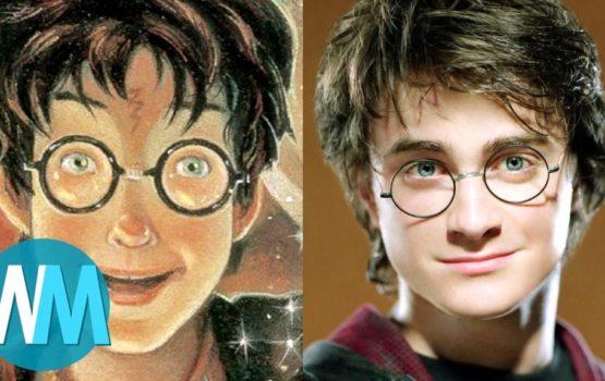 Harry Potter - Unterschiede zwischen Büchern und Filmen