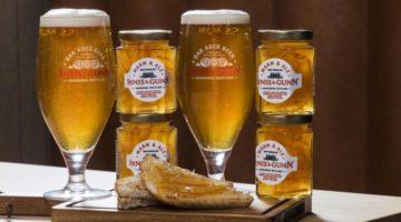 Innis & Gunn mit der Bier-Marmelade