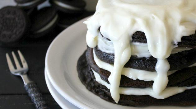 Rezept: Oreo Pancakes