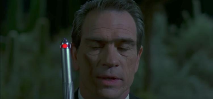 100 coolsten Gadgets in Filmen - Men in Black
